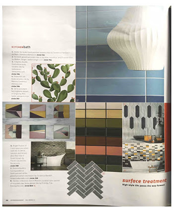 INTERIOR DESIGN FALL MARKET/12 2017