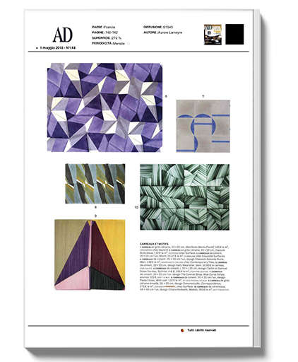 AD ARCHITECTURAL DIGEST COLLECTOR/03 2018