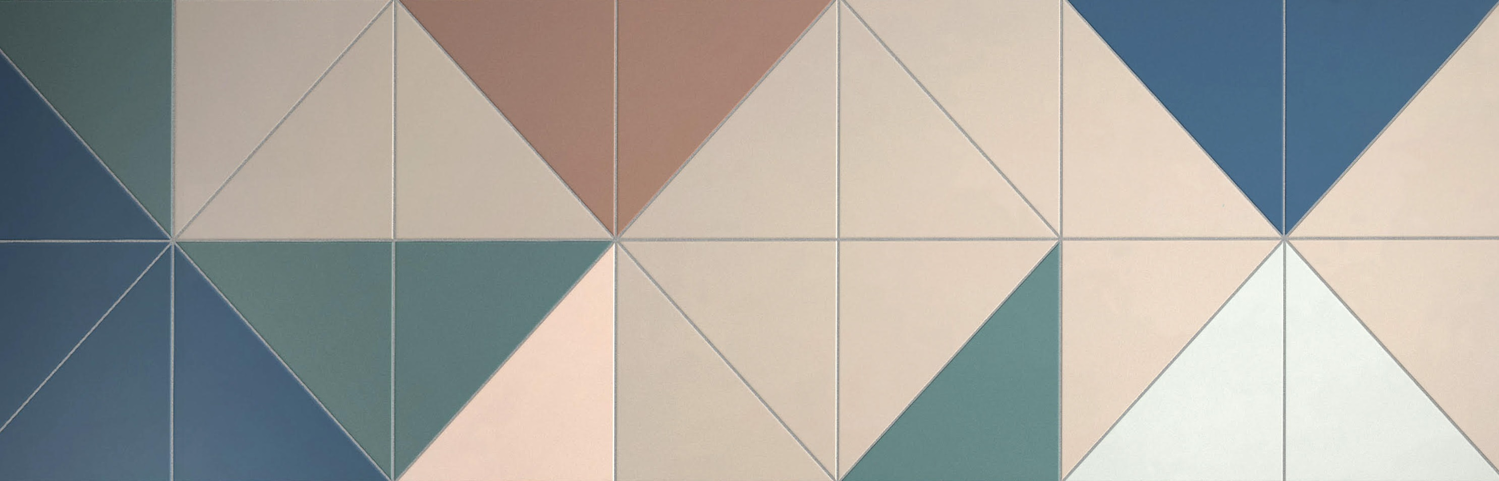 Colore Fughe Piastrelle Beige pittorica - ceramica bardelli | ceramica bardelli